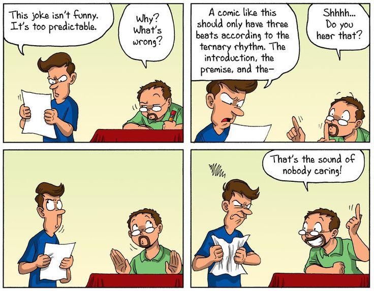 Funny Cartoon joke