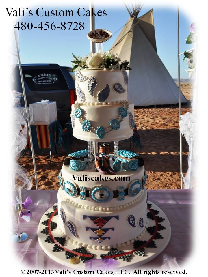 navajo wedding cakes 1000 images about wedding cakes on beautiful 17740