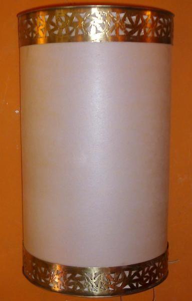 Applique marocchina (Illuminazione, Applique Marocco) di Artigianato Vulcano, eCommerce specializzato nella vendita di articoli etnici, marocchini e orientali.