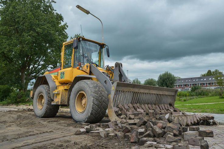 De sloopwerkzaamheden zijn gestart! Je ziet het nu nog niet, maar hier vind je straks de mooiste nieuwbouwwijk van Gorinchem. Lingedorp.