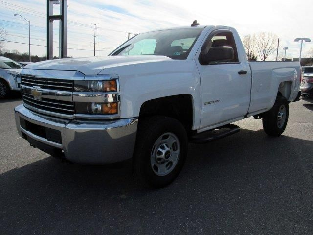 2016 Chevrolet Silverado 2500hd Work Truck In 2020 Chevrolet Silverado Chevrolet Work Trucks For Sale