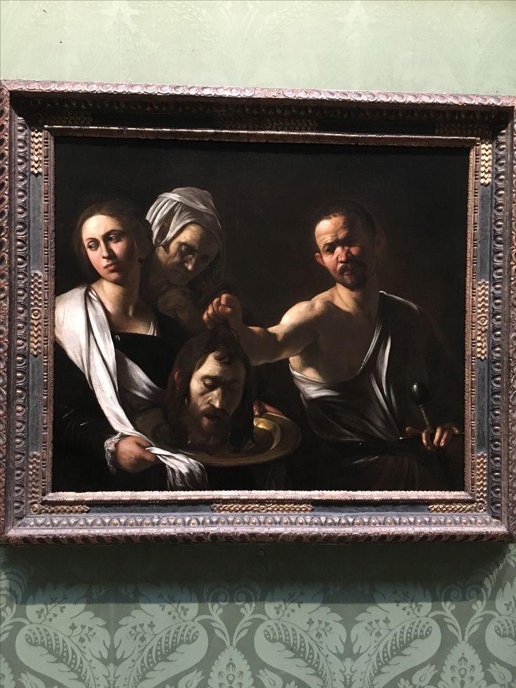 Cavaggio National Gallery #cq