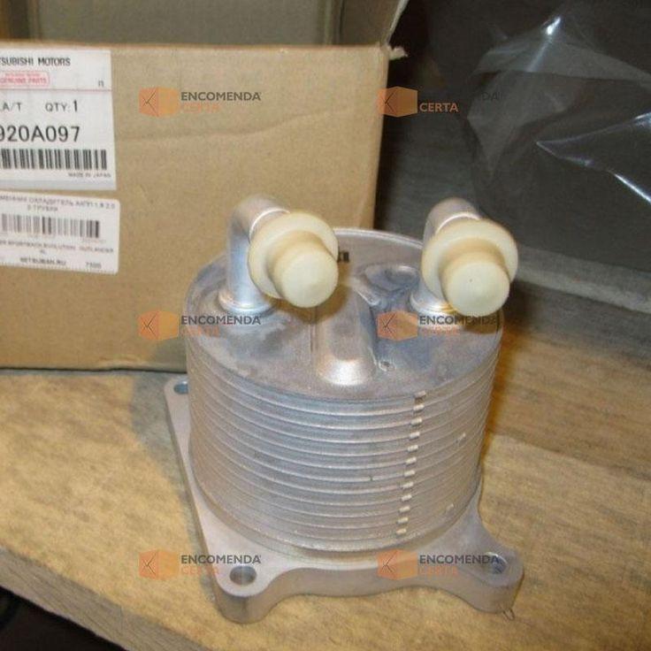 Resfriador Trocador de Calor Transmissão Mitsubishi Outlander Sport ASX Lancer