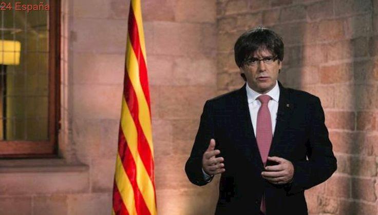 El Constitucional suspende la ley de transitoriedad jurídica del secesionismo