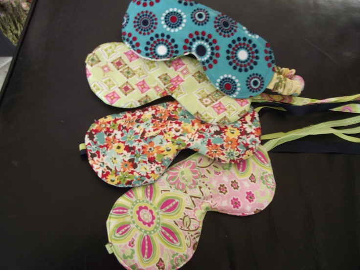 """The """"Simpleness is Bliss"""" Sleep-Mask"""
