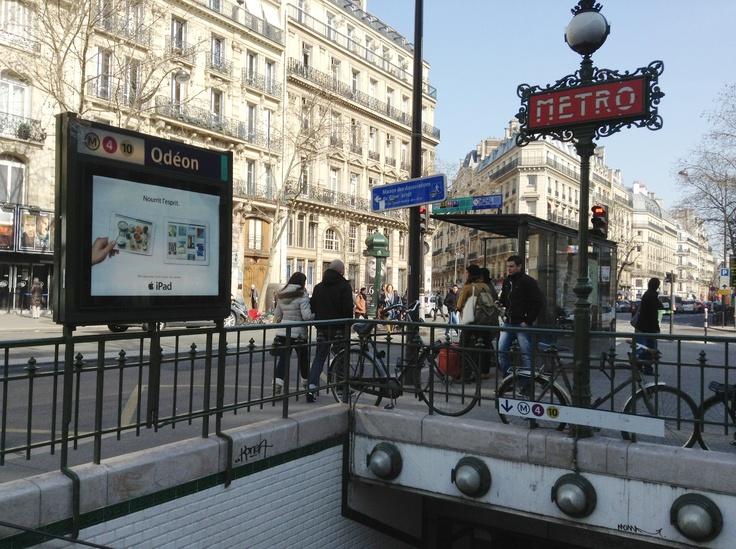 Odeon, Paris
