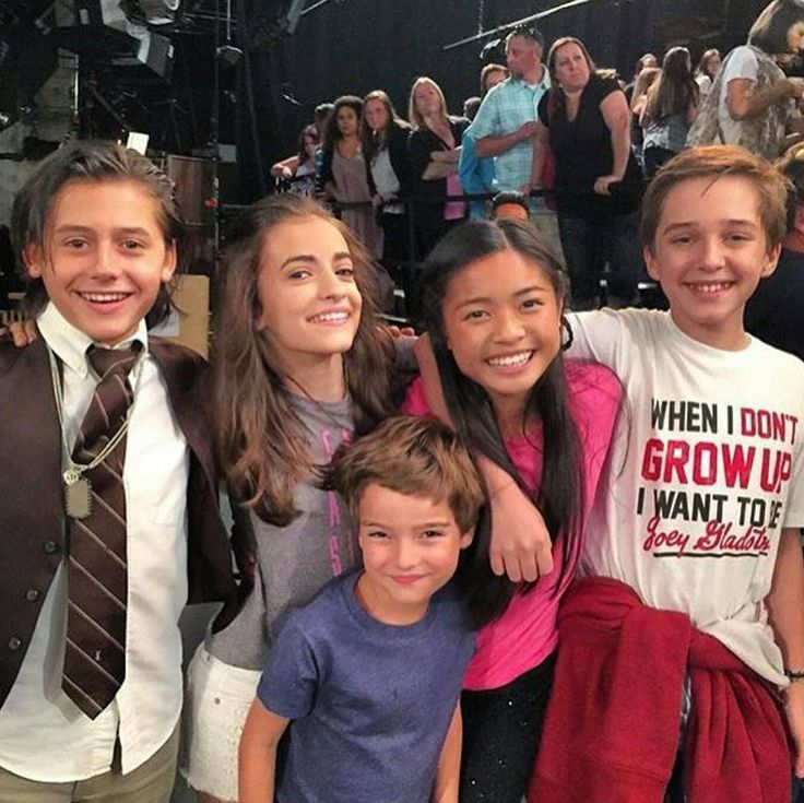 fuller house cast kids