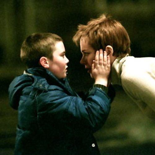 """""""Birth"""" 2004 USA-UK, by Jonathan Glazer , with Nicole Kidman 37-y , Cameron Bright  11-y ///  Anna, dopo la morte di suo marito Sean, ha ritrovato la felicità ma  alla festa di fidanzamento, arriva nella sua casa un ragazzino che sostiene di essere la reincarnazione  di Sean, il marito morto dieci anni prima  e lei inizia a credergli, convinta dai ricordi del nuovo Sean e dalla speranza di ricreare l'antico rapporto, mai dimenticato. /// Reincarnation-husband"""