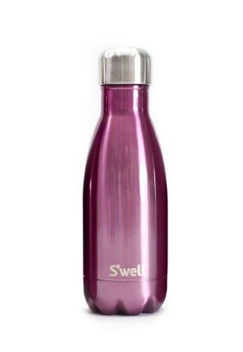 The insulated, stainless steel water bottle in its most portable, convenient size yet. Safe for you and Mother Earth: 18/8 stainless steel, non-toxic, non-leaching and BPA free