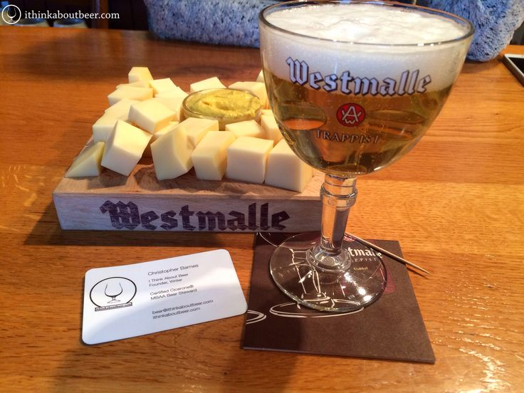 Westmalle Extra & cheese