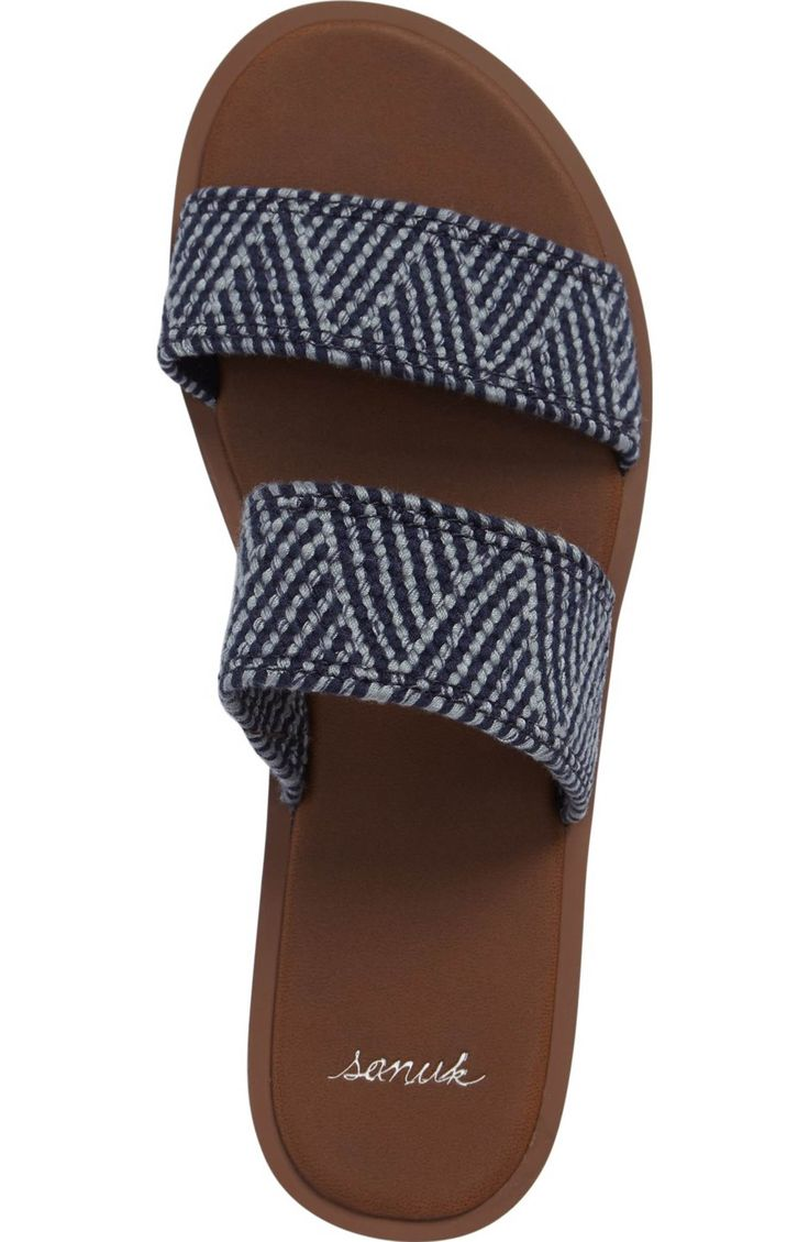 Main Image - Sanuk Yoga Gora Gora Slide Sandal (Women)