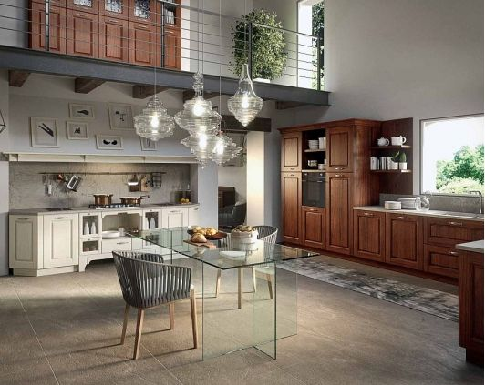 Contrada Kitchen Vintage Collection From Arrital