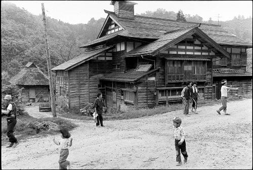 Taue no hi, from 'Villages' 1978 by Kazuo Kitai