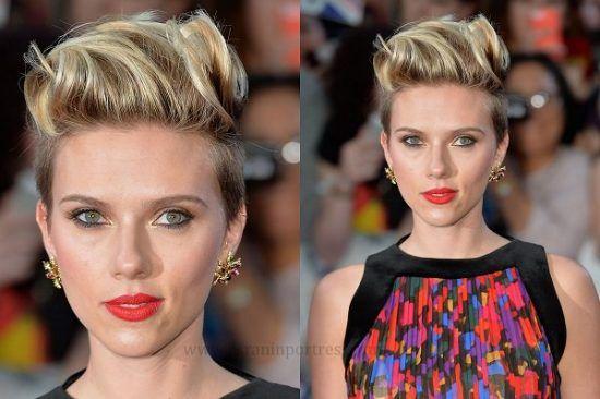 pixie saç modeli Scarlett Johannson   Ünlülerin de tercih etmesiyle 2017 sonbahar-kış ve 2018 saç modelleri modasında kısa saçları ve özellikle de pixie kesimi oldukça popüler. Pixie nedir ve yüz şekline uygun pixie saç kesimini nasıl seçmeli ve pixie saç modellerine nasıl şekil verilir? 2018 pixie saç kesimleri modasına dair detaylar esraninportresi'nde.  http://www.esraninportresi.com/sac-modelleri-2/pixie-sac-kesimleri/