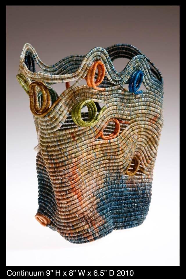 Woven Basket Art : Best baskets images on basket weaving