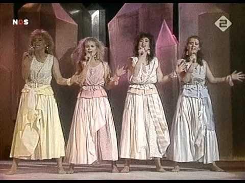 1986: Frizzle Sizzle - alles heeft een ritme