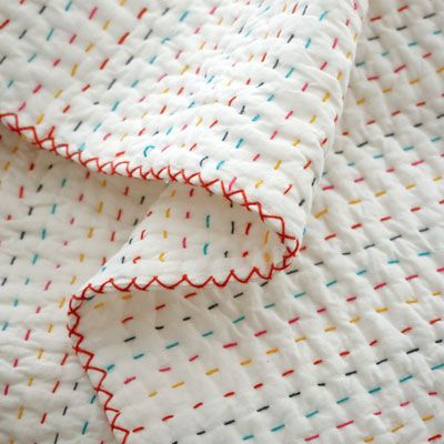 Hand Quilted Bedspread [Citta_Quilted_Bedspread] - AUD $389.00 : Kif and Katast, a new contemporary design space featuring our in-house range alongside the works of local & international, established and emerging artists.