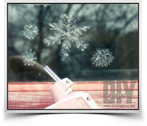 DIYportal.ru - для любителей творить! | Делаем снежинки к новому году | http://diyportal.ru