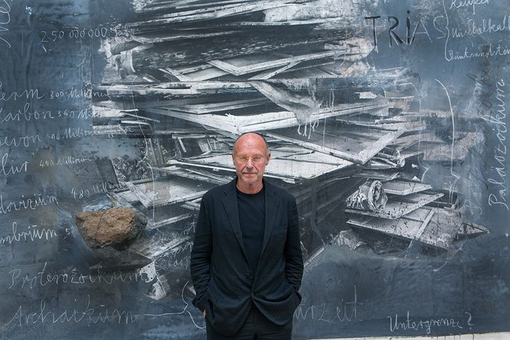 This week the RA welcomes the works of German artist Anselm Kiefer: from intimate watercolours and artist's books, to vast paintings, complex sculpture, and installations on a monumental scale.