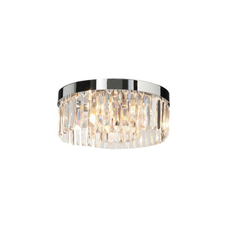 Crystal Bathroom Lighting Ideas