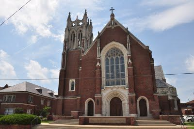 Cathedral of Saint John Berchmans  Diocese of Shreveport; founded by the Jesuits that also started Loyola College Prep and St. John Berchman's Cathedral School.