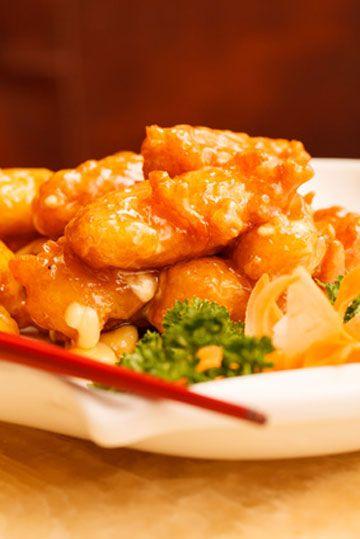 Poulet à l'aigre douce et au Jus d'Orange Fruité, une #recette orientale simple et savoureuse.