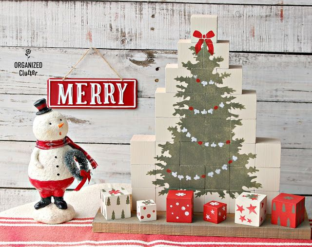 A 2019 Christmas Decor Recap Diychristmas Oldsignstencils Upcycle Repurpose Holidaydecor Rusti In 2020 Christmas Tree Stencil Christmas Wood Cool Christmas Trees