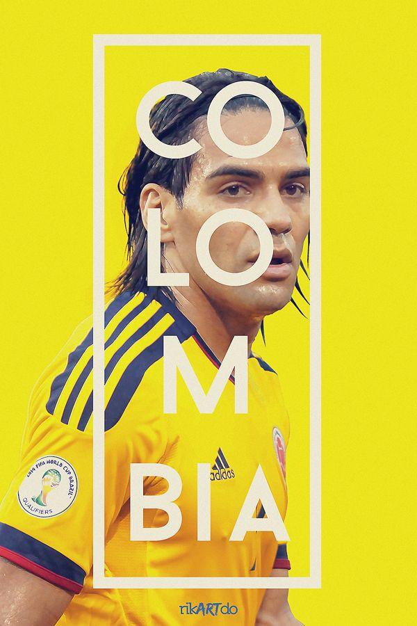 FIFA World Cup 2014: Colombia's Radamel Falcao