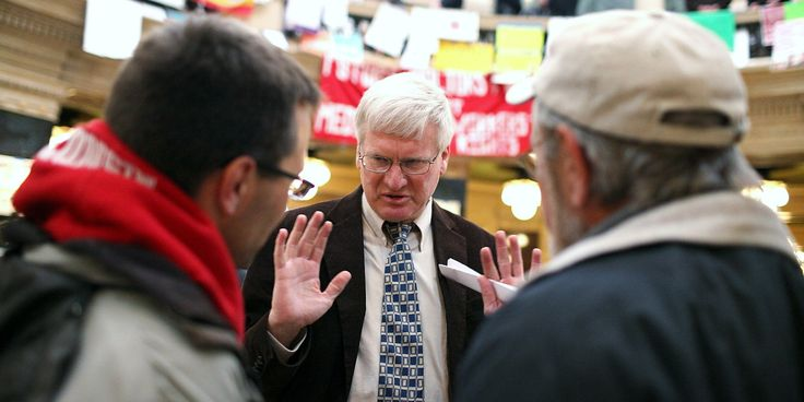 """WASHINGTON -- Wisconsin state Sen. Glenn Grothman (R) is attempting to roll back one of the state's progressive labor laws, arguing that workers should be allowed to work without a day off if they so choose. """"Right now in Wisconsin, you're not supposed to work seven days in a row, which is a little ridiculous because all sorts of people want to work seven days a week,"""" he told The Huffington Post in an interview."""