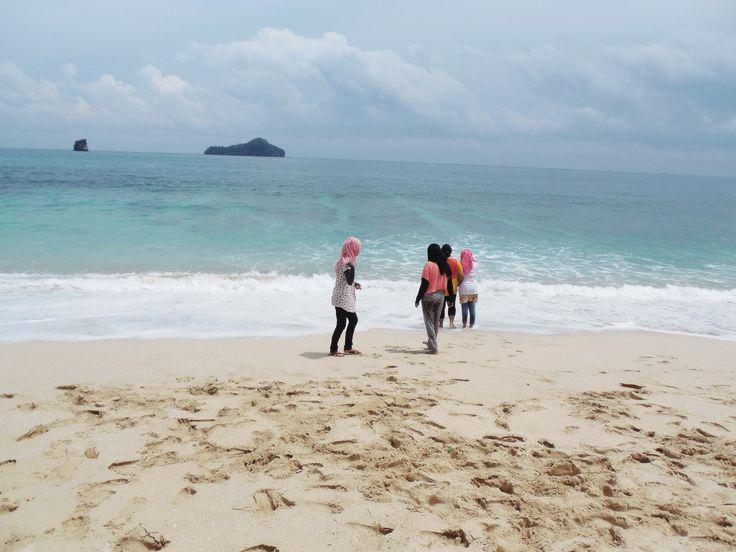 Sendiki Beach. Indonesia