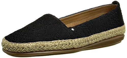 Best-travel-shoes-walking-comfortable-cute-black-espadrilles-aerosoles