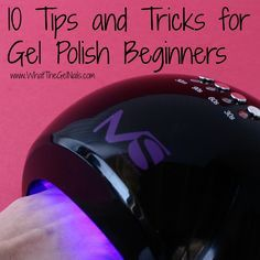With these tips and tricks for gel polish beginners, you are sure to be a gel polish pro in no time. Do gel polish at home, but do it like a pro.
