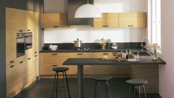 Les couleurs tendance des cuisines alin a photos and cuisine - Alinea cuisine catalogue ...