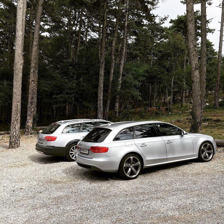 #myadAudi - do you see this trend lately? #Audi drivers tend to hang out together #audidrivenontour #Trieste @audi_italia ||||  @audidriven |||| #audidriven - a 'state of mind' oooo #AudiA4 #A4Avant #AudiA6 #A6allroad #allroad #silveraudi #5armrotor #titanium #Audiwheels  #Avantlove #silver #Audicolor #amazing #beautiful #Audicolor #car #Triest #AudiItalia #Italia #Italy #audiaustria #igersvienna