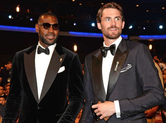 Kevin Love Apparently Isn't Over Cleveland's NBA Championship Loss and His Sad Face Makes Us Want to Hug Him: Look!   E! Online Mobile