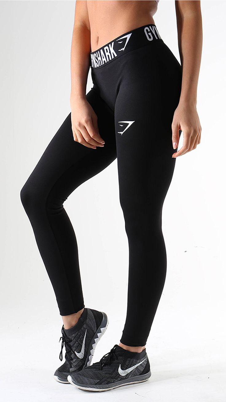 Fit Leggings in Black. New release gym leggings available on 18th November