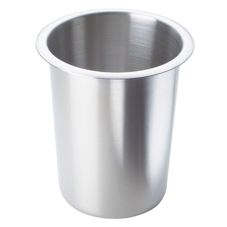 Cal Mil 1017 Solid Metal Cylinder
