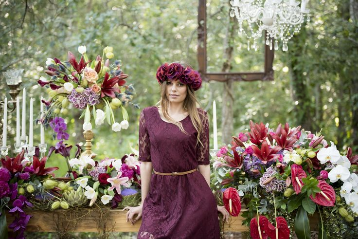Photography » Styled Shoots » WHIMSICAL – D'Aria. Flowers & decor - To-nett's