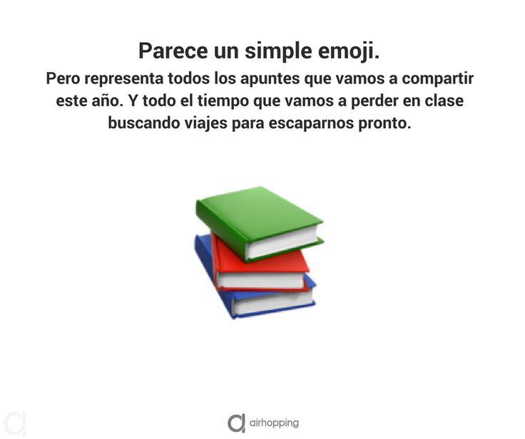 Parece un simple #emoji... Pero no. #viajes #inspiracion #verano #mundo #viajar #vuelos #avion #vueltaalmundo #travel #frases #quotes #triste #maleta #risa #humor #frase #viajeros #postureo #airhopping #interrail #libros #rutina #vuelta