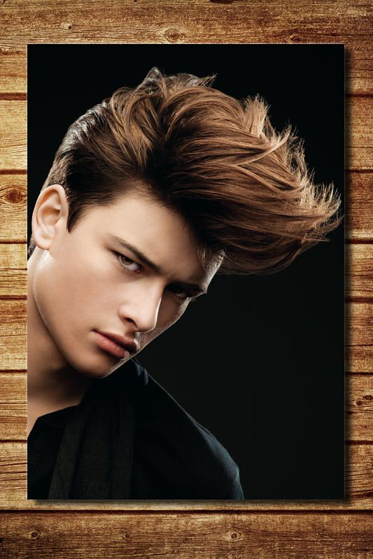 Pimp Your Hair Style With Axe Gel Even The Models Can T Resist S Pinterest And Products