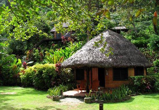 matangi island bure #fiji #Holiday #Packages