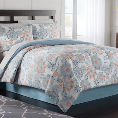 cheerful gray bedding. Reyes 6 8 Piece Comforter Set  BedBathandBeyond com 67 best New King Bed Ideas Help Me Decide images on