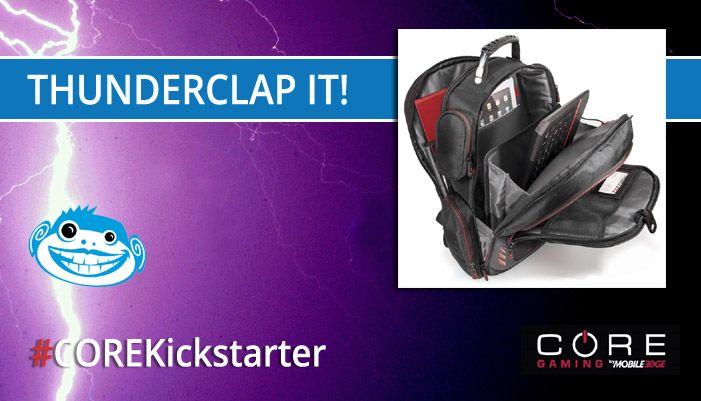 CORE Kickstarter—Let's Thunderclap It!