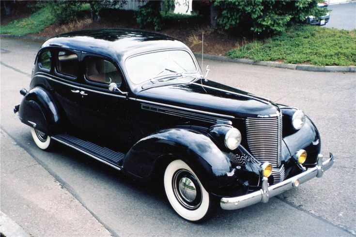 1938 Chrysler Imperial Touring Sedan - Barrett-Jackson Auction Company