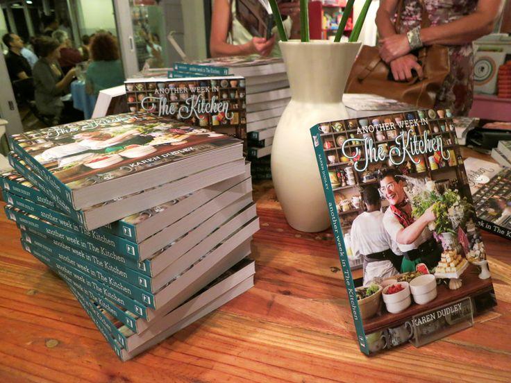 Cookbooks galore!