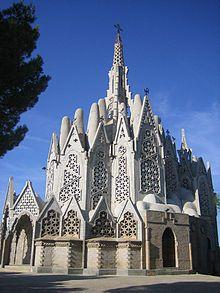 Montserrat Church, Montferri.