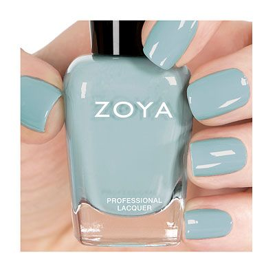 Zoya Nail Polish in Lake from the Whispers Collection