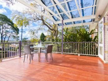 Outdoor living design with deck from a real Australian home - Outdoor Living photo 685186