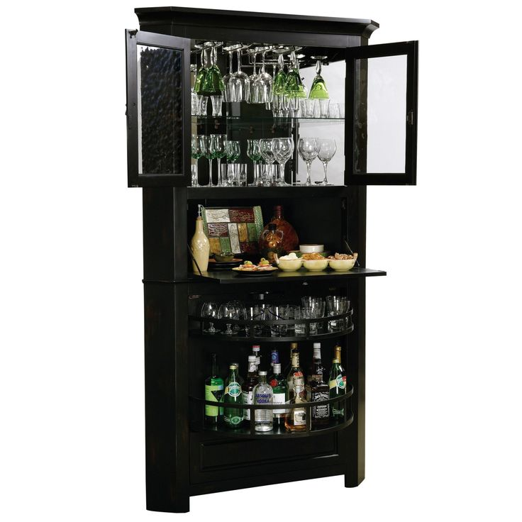 1000 Ideas About Wine Bar Cabinet On Pinterest Counter