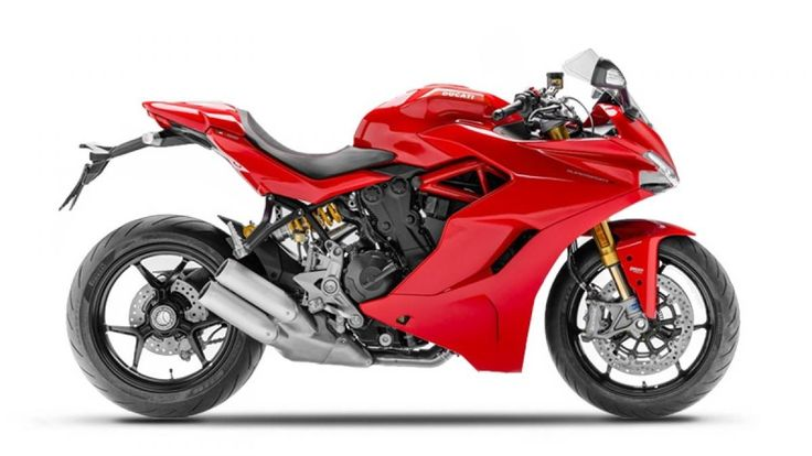 2017 Ducati Supersport S for sale in South Yorkshire
